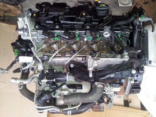 Фото двигателя пежо 308