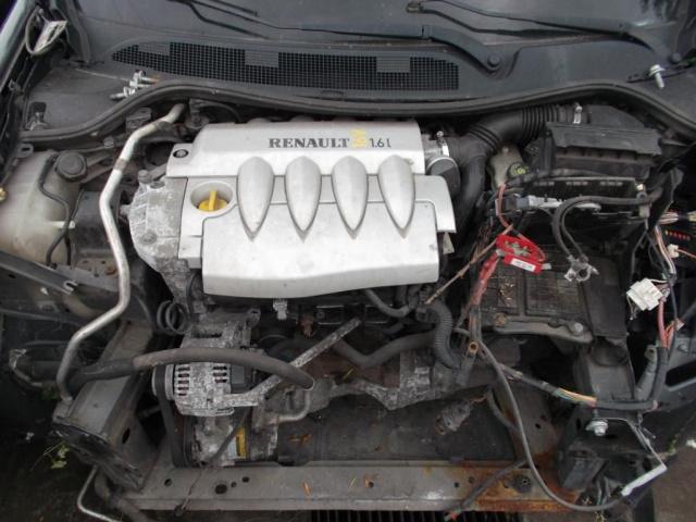 Масло в двигатель рено меган 2