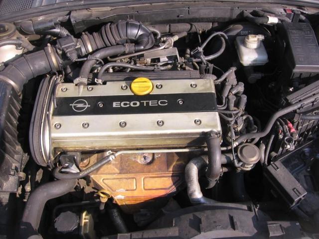 Двигатель opel vectra b