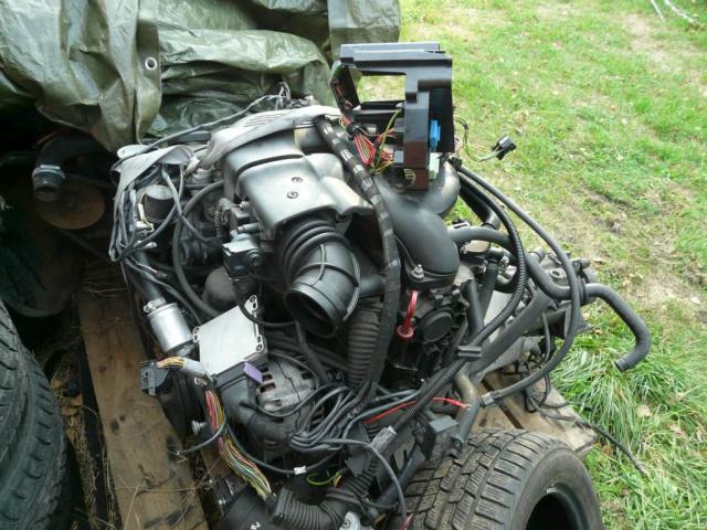 Характеристика двигателей бмв 316 318