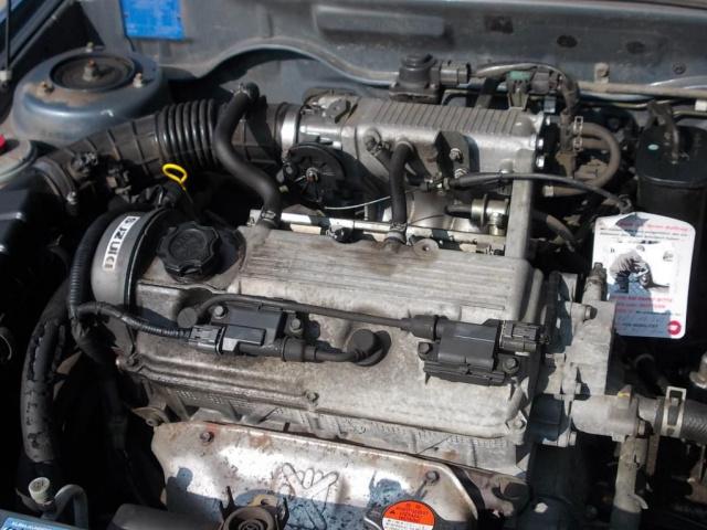 Двигатель сузуки отзывы
