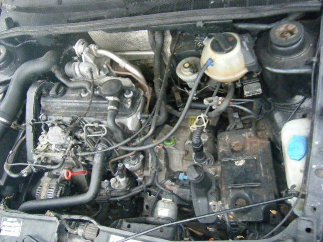 Фото двигателя пассат б3