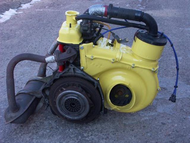 двигатель фиат 126