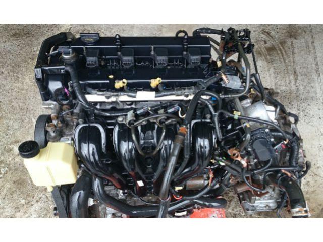 Характеристики двигателя мазда 3 1.6
