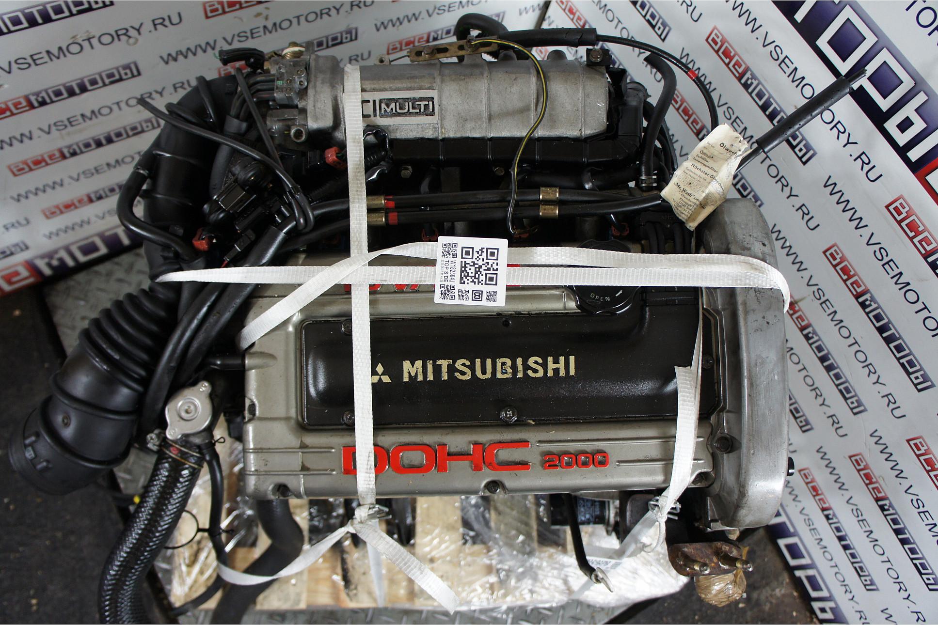 Двигатель 4g63 i схема