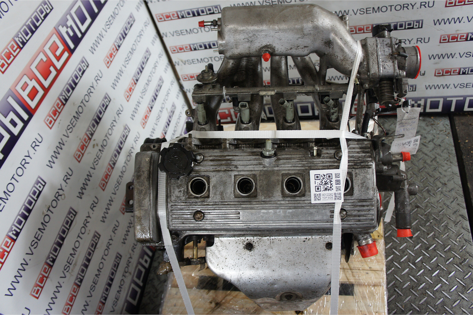двигатель 4а fe