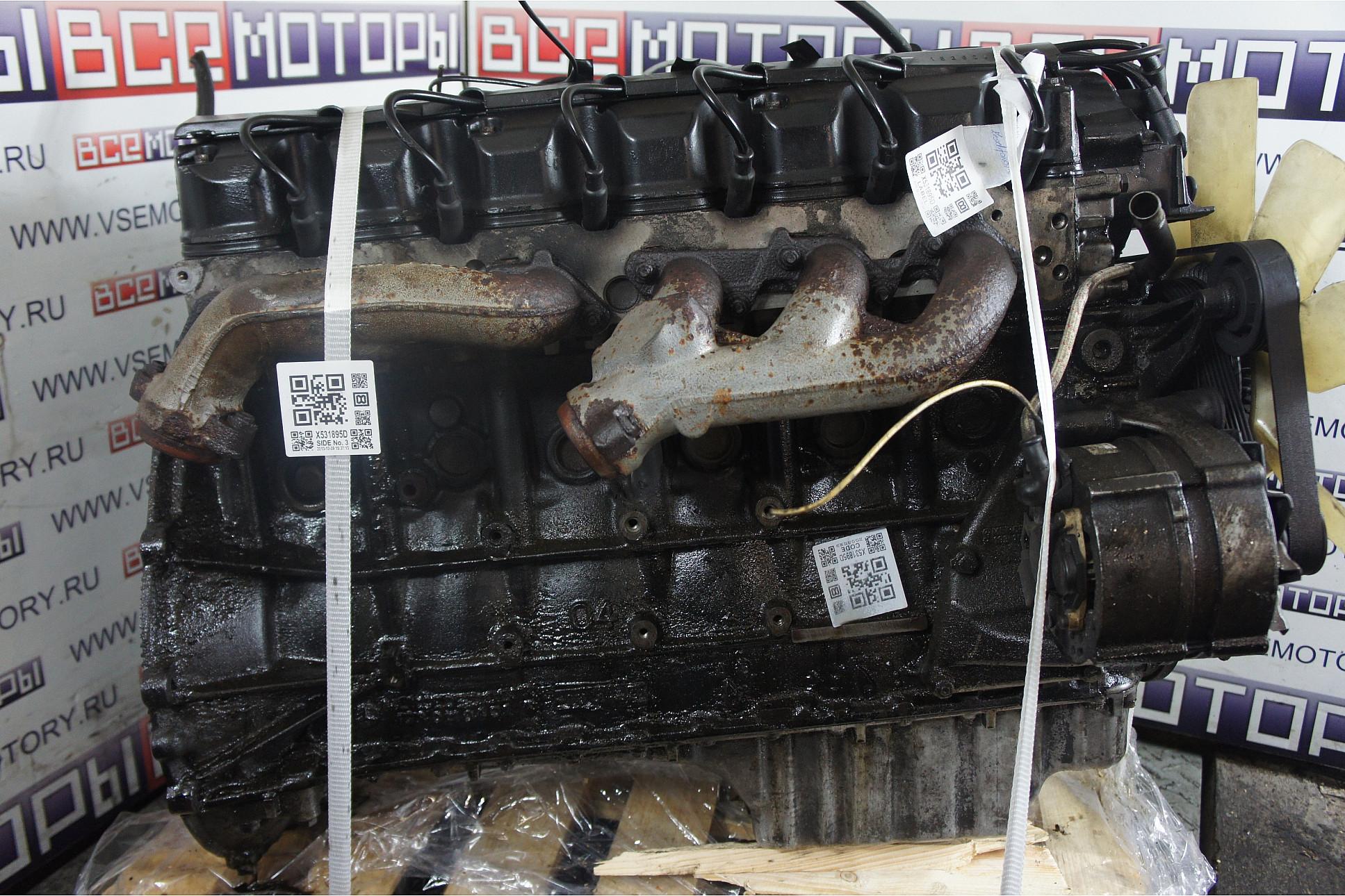 контрактные двигатели мерседес 124 в воронеже