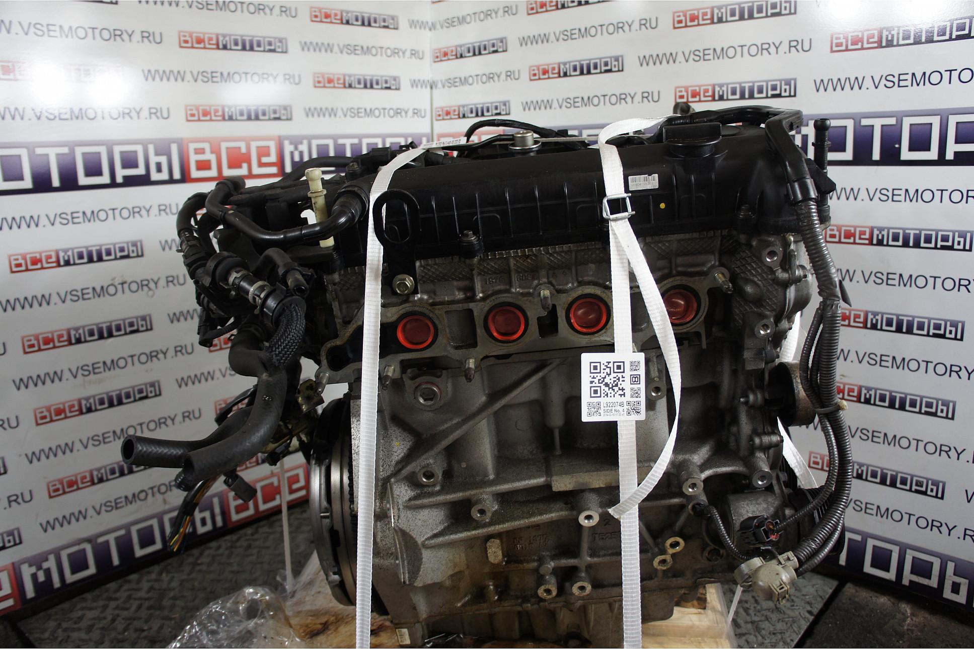 контрактный двигатель mazda 6 в иваново