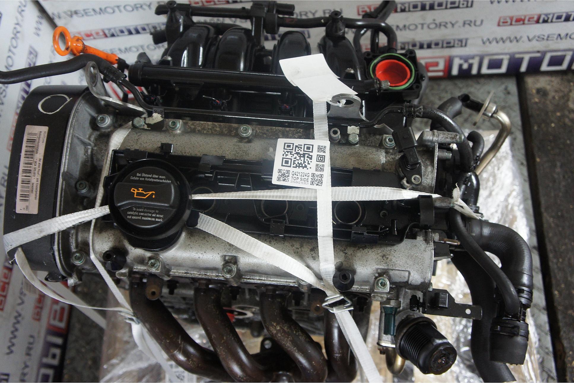 Ресурс двигателя на шкода октавия 1 4 4 фотография