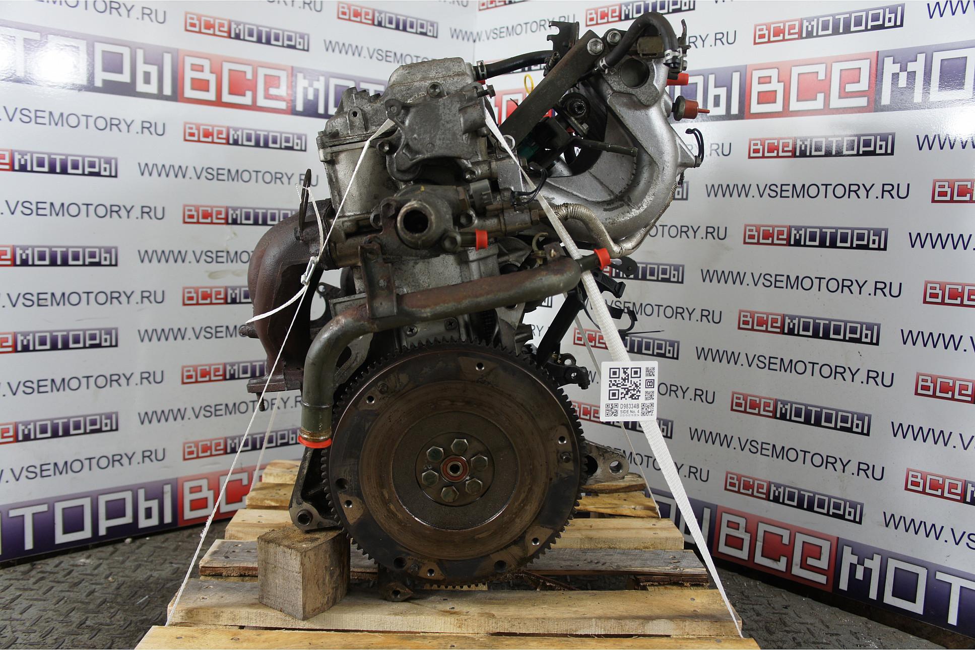 Двигатель на honda odyssey ff