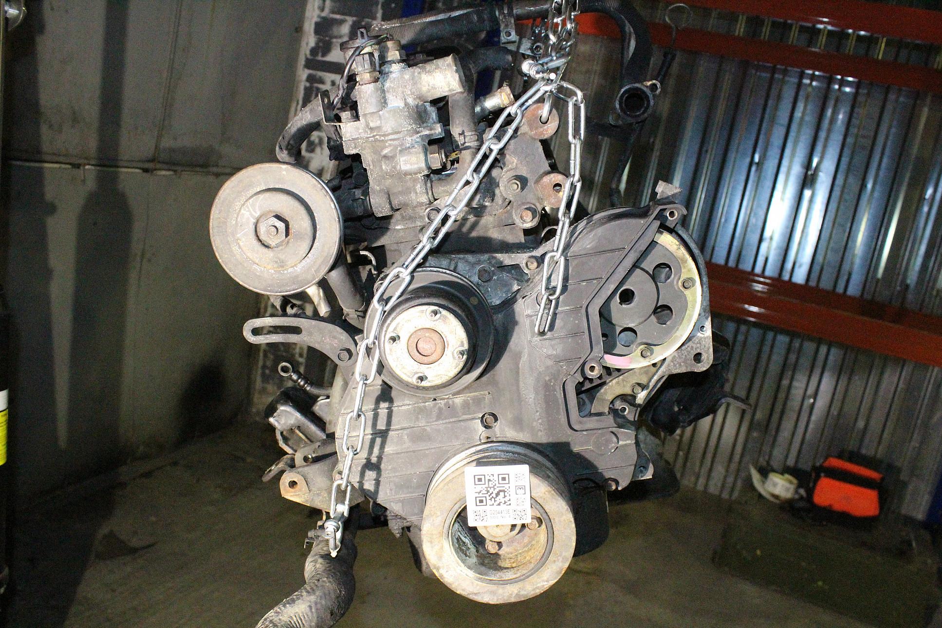 Купить контрактный двигатель 4G94 - Бу ДВС в Иркутске