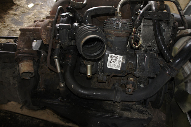Фотография мотора MAN D0824LFL09  + МКПП