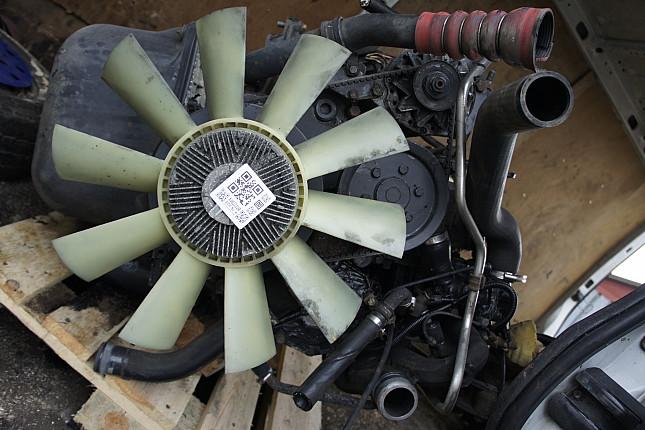 Контрактный двигатель MAN D0824LFL09  + МКПП