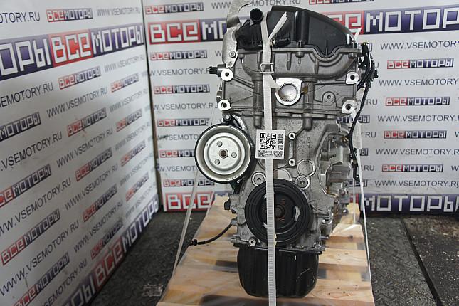 схема двигателя ситроен с4