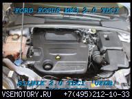 ДВИГАТЕЛЬ В СБОРЕ UFDB FORD FOCUS MK3 2.0 TDCI 14