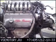 ALFA ROMEO GTV 166 2.0 V6 ТУРБО ДВИГАТЕЛЬ КОРОБКА ПЕРЕДАЧ