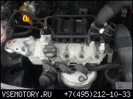 ДВИГАТЕЛЬ 1.2 6V BMD VW POLO FOX SEAT IBIZA FABIA GWA