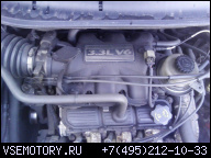 ДВИГАТЕЛЬ CHRYSLER GRAND VOYAGER 3.3 V6 130 ТЫС. 05Г.