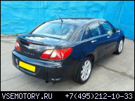 ДВИГАТЕЛЬ 2, 0 CRD CHRYSLER SEBRING PATRIOT