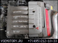 LEGNUM GALANT ДВИГАТЕЛЬ 2.5 V6 TWIN ТУРБО GA13 6A13