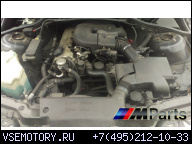ДВИГАТЕЛЬ 316I 318I M43B19 1.9B 2000R BMW E46 E36