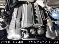 ДВИГАТЕЛЬ BMW 5 E39 2, 2 M54B22 E60 Z4 E46 03Г. ПОСЛЕ РЕСТАЙЛА