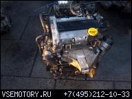 ДВИГАТЕЛЬ В СБОРЕ OPEL CORSA B C 1.0 12V 92TYS.KM