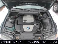 ДВИГАТЕЛЬ BMW E46 320D 136 KM M47 ДИЗЕЛЬ E39 520