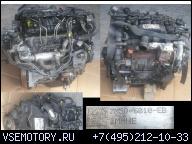 ДВИГАТЕЛЬ FORD C-MAX FOCUS 1.6 TDCI 7M5Q-6010-EB