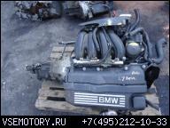 ДВИГАТЕЛЬ BMW E46 316 TI 1.8 1.6 2.0 03Г.