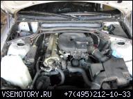 ДВИГАТЕЛЬ BMW E46 316/318 1.9 БЕНЗИН 126TYS, 00Г.