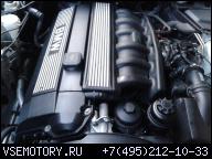 BMW E39 520I 24V ДВИГАТЕЛЬ 20 6S 3 ГОЛЫЙ БЕЗ НАВЕСНОГО ОБОРУДОВАНИЯ M52
