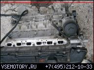 ДВИГАТЕЛЬ BMW M54B22 Z E60 100 ТЫС ПРОБЕГ. E39 E46 Z4