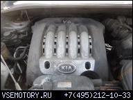 ДВИГАТЕЛЬ KIA SPORTAGE 2.7 V6 G6BA ЗАПЧАСТИ ZGIERZ