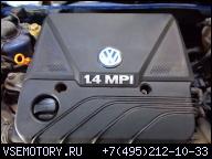 ДВИГАТЕЛЬ VW FOX 1.4 MPI 03-11R ГАРАНТИЯ AUD