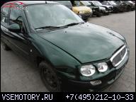 ДВИГАТЕЛЬ 1, 4 16V ROVER 25 MG ZR