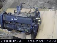 ДВИГАТЕЛЬ FORD FOCUS MK1 1.6 16V ZETEC