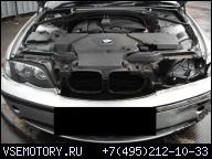 BMW E46 ДВИГАТЕЛЬ 316I 1.8 N42B18A VALVETRONIC 93 МИЛЬ