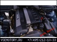 BMW E39, E46 520I, 320 M52TU ДВИГАТЕЛЬ В СБОРЕ 150 Л.С.