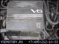 ДВИГАТЕЛЬ В СБОРЕ 3.0 V6 PEUGEOT 605 XM BIALYSTOK