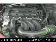 FORD FOCUS II MK2 C-MAX ДВИГАТЕЛЬ 1, 6 16V SHDA