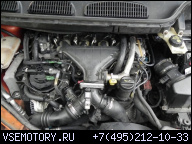 ДВИГАТЕЛЬ FORD FOCUS C-MAX 2.0 TDCI 136 KM MK2