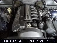 BMW E39 520 ДВИГАТЕЛЬ В СБОРЕ