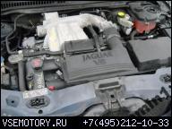 ДВИГАТЕЛЬ JAGUAR X ТИП 3.0 V6 2006Г.
