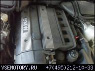 BMW 520I E39 ДВИГАТЕЛЬ M52B20 2.0B VANOS