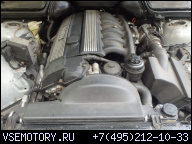 ДВИГАТЕЛЬ BMW 3 E36 320 5 E39 520 150 Л.С. M52 VANOS