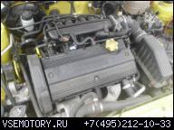 ДВИГАТЕЛЬ 1.4 16V ROVER MG ZR 25 02Г.