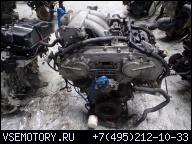 ДВИГАТЕЛЬ NISSAN MURANO 3.5 V6 Z50 В СБОРЕ