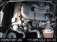 ДВИГАТЕЛЬ В СБОРЕ M43B19 BMW 318I 316I E46 1.9B