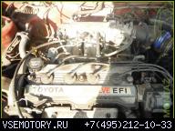 18225 ДВИГАТЕЛЬ TOYOTA CELICA V 4A-FE 1.6 16